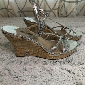 Michael Kors Wedge Sandals Womens